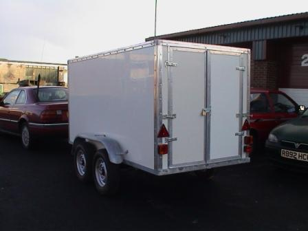 Box Trailer 8FT X 4FT